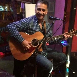 Firebaugh Acoustic Guitarist | Alfonso