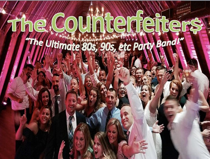 The Counterfeiters - Cover Band - New York City, NY