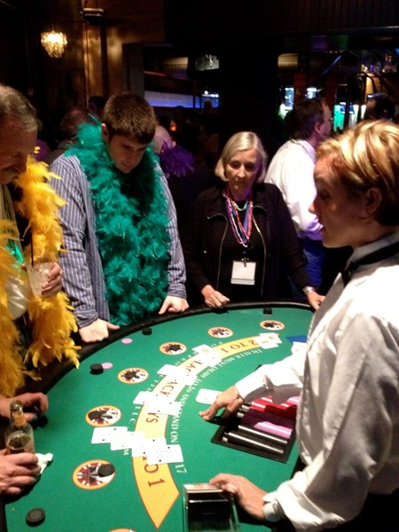 Poker Productions - Casino Games - New Orleans, LA