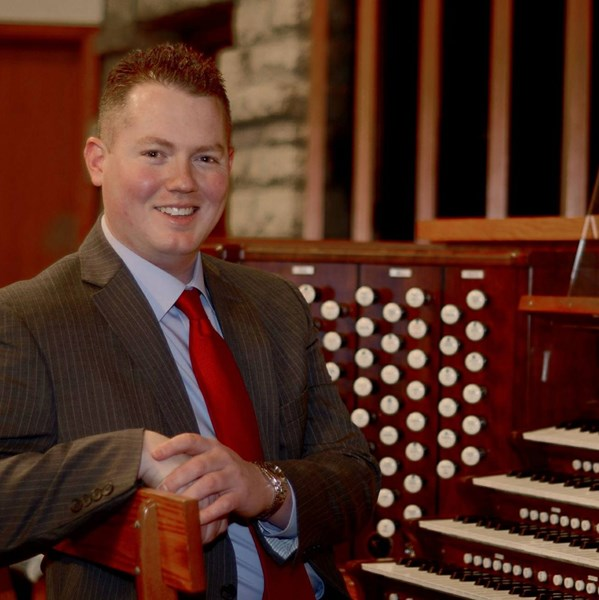 Tyler R., Organ and Piano - Organist - Columbus, OH