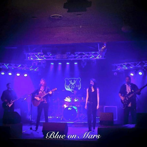 Blue On Mars - Classic Rock Band - Tacoma, WA