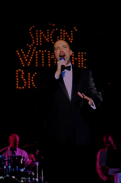 Ned Rifken - The Ambassador of Swing - Big Band Singer - Santa Rosa, CA
