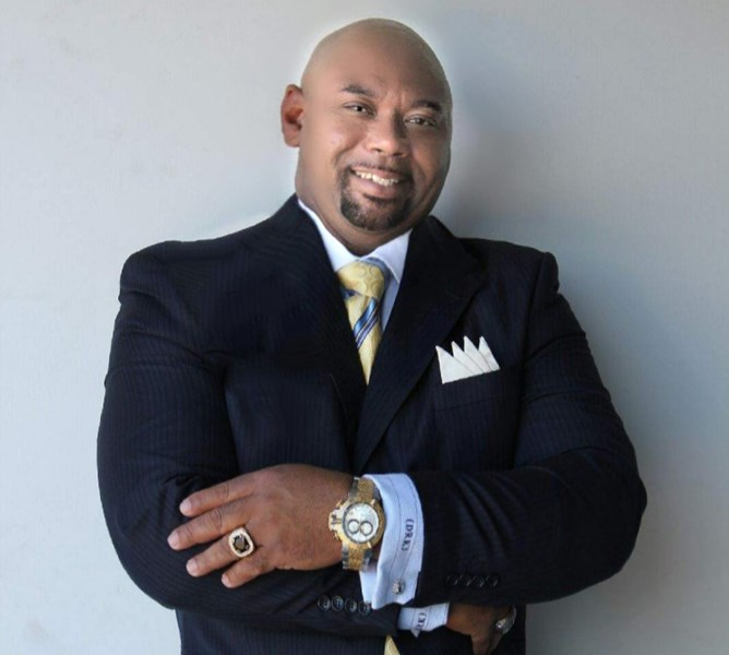 Bishipp Knight - Motivational Speaker - Houston, TX