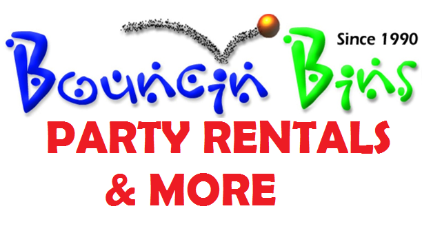 Bouncin Bins - Party Inflatables - Modesto, CA