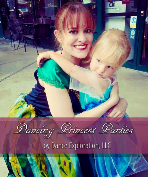 Dancing Princess Parties - Princess Party - Parker, CO