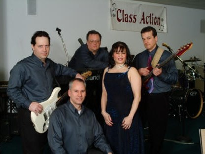The Class Action Band - Classic Rock Band - Canton, OH