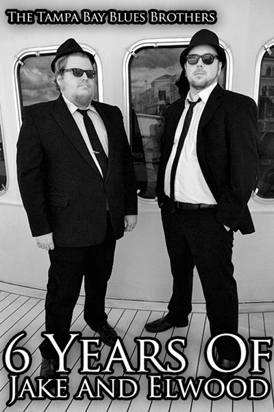 Tampa Bay Blues Brothers Tribute Show - Blues Brothers Tribute Band - Tampa, FL