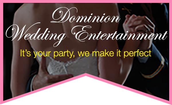 Dominion Wedding Entertainment - Mobile DJ - Broad Run, VA