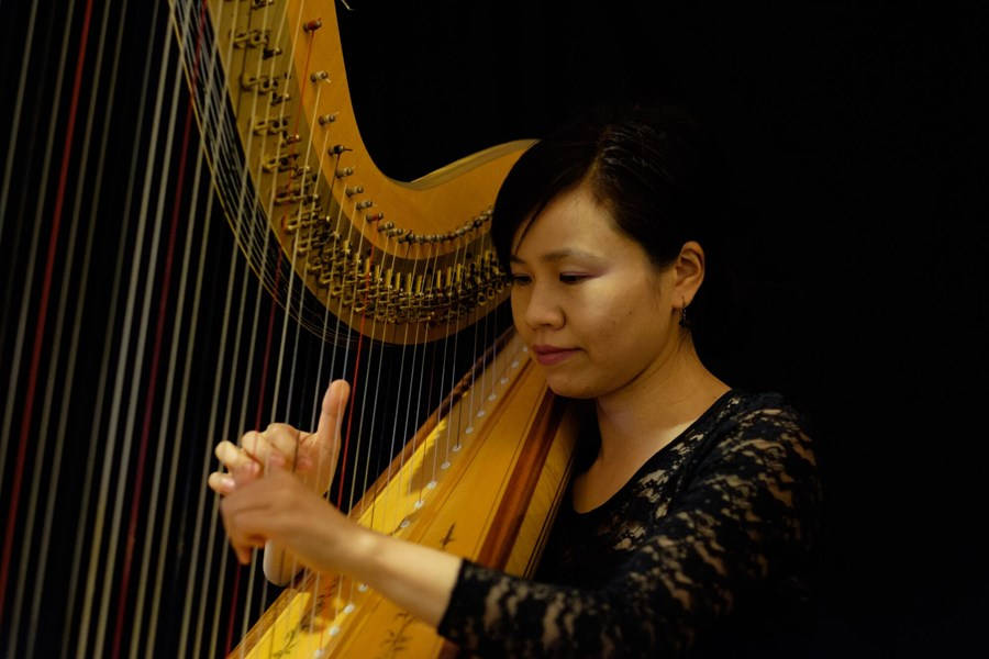 LiPing Price - Harpist - Fairfax, VA