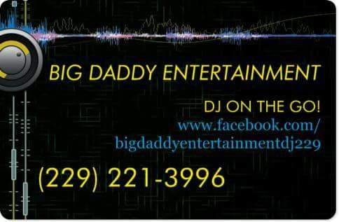 Big Daddy Entertainment - Event DJ - Ochlocknee, GA
