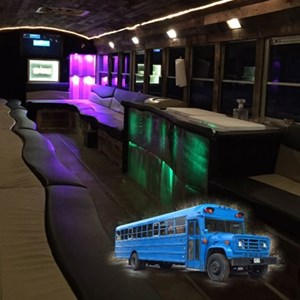 Denver, CO Party Bus | DWS Coach