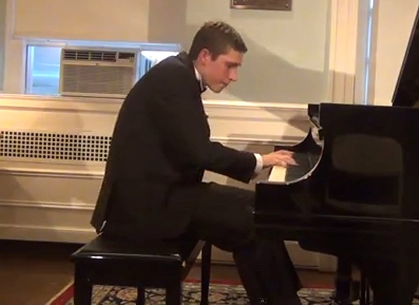 Robert Colby-Witanek - Pianist - Belle Mead, NJ