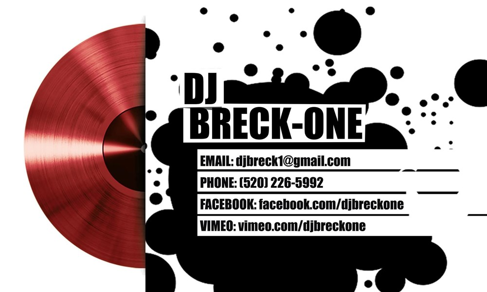 DJ Breck-One - Party DJ - Gunpowder, MD
