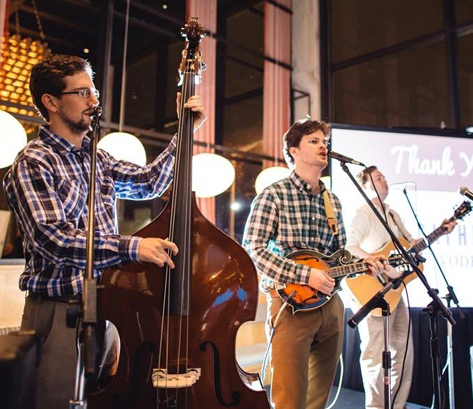 Sweet Auburn String Band - Bluegrass Band - Atlanta, GA