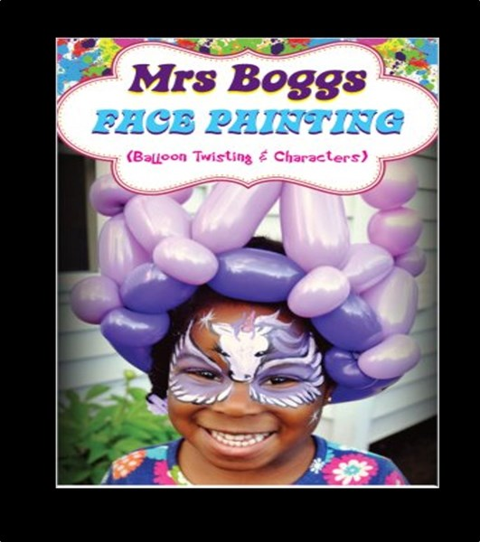 MrsBoggsFacePainting/BalloonTwisting - Face Painter - Columbus, OH