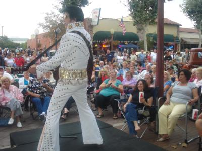 Larry D Sanders.Top Rated Elvis.   | Los Angeles, CA | Elvis Impersonator | Photo #19