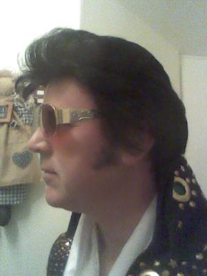 Larry D Sanders.Top Rated Elvis.   | Los Angeles, CA | Elvis Impersonator | Photo #2