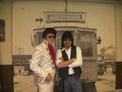 Larry D Sanders.Top Rated Elvis.   | Los Angeles, CA | Elvis Impersonator | Photo #7