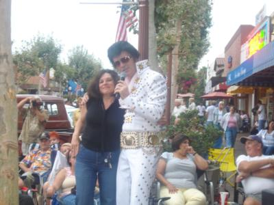 Larry D Sanders.Top Rated Elvis.   | Los Angeles, CA | Elvis Impersonator | Photo #18