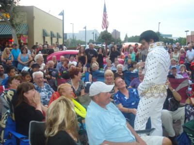 Larry D Sanders.Top Rated Elvis.   | Los Angeles, CA | Elvis Impersonator | Photo #14