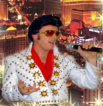 Larry D Sanders.Top Rated Elvis.   | Los Angeles, CA | Elvis Impersonator | Photo #1