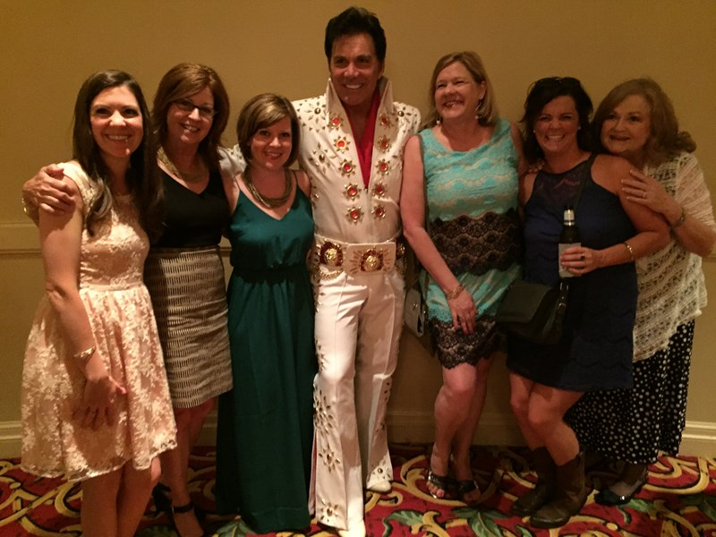 Danny Crouse - Elvis Impersonator - Winston Salem, NC