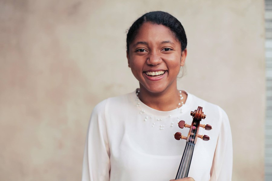Eunice C. China - Classical Violinist - Philadelphia, PA