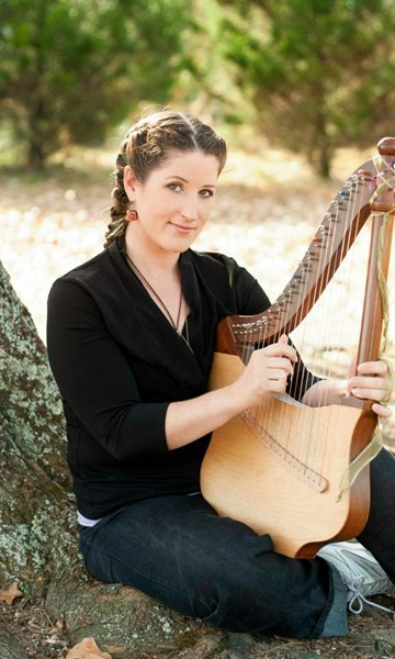 Cathryn the Harper - Harpist - Apache Junction, AZ