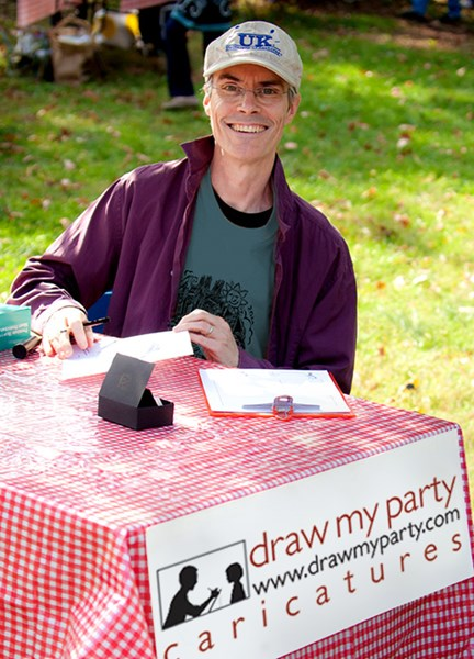 Draw My Party - Caricaturist - New York City, NY