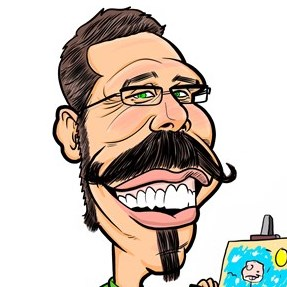 Grand Rapids, MI Caricaturist | Caricatures by Corey