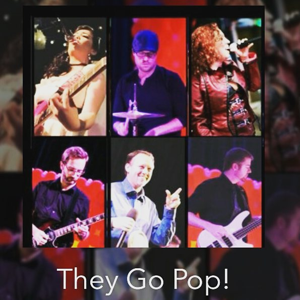 they go pop! - Cover Band - Seattle, WA