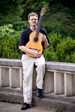 Wedding Ceremony Guitarist Jeff Davis - Classical Acoustic Guitarist - Plymouth, MI