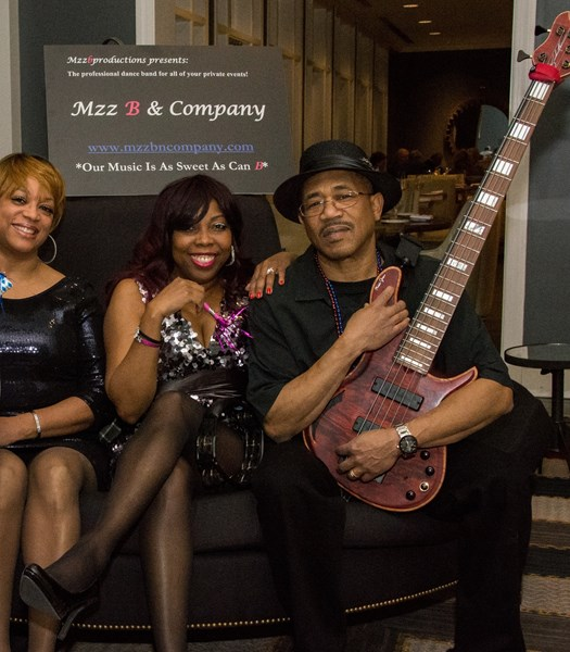 Mzz B & Company Dance Band - Cover Band - Baltimore, MD