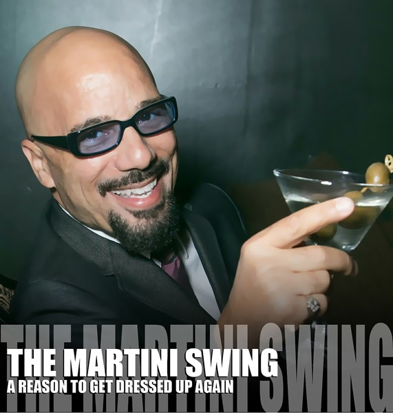 The Martini Swing featuring Kyle Jason - Show Band - Charlotte, NC