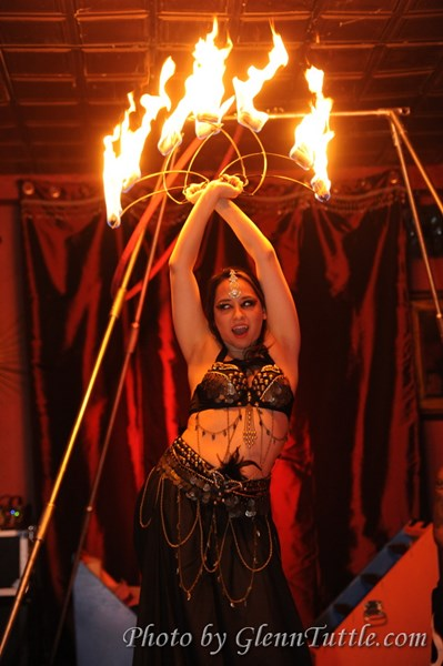 Nikki Talis - Fire Eater - New York City, NY