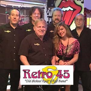 RETRO 45 - Cover Band - Brookhaven, PA
