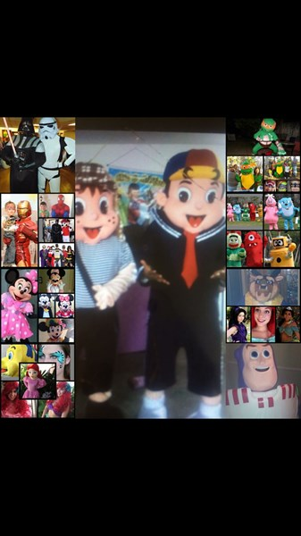 Mascot Costumes rentals Princess and superhéroes - Event Planner - Whittier, CA