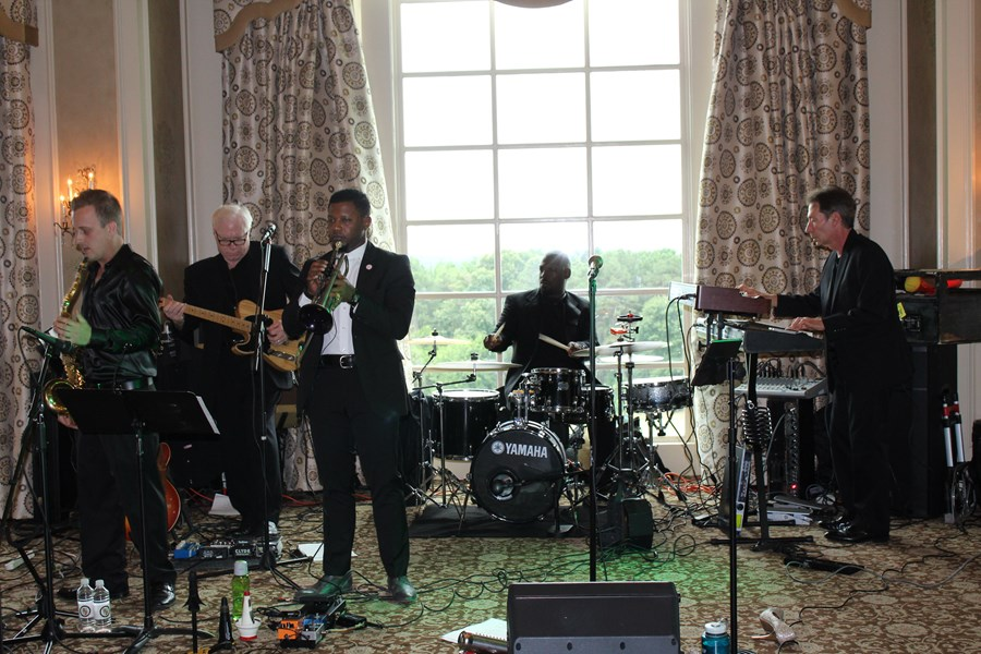 June Wedding w/Added Horn Section