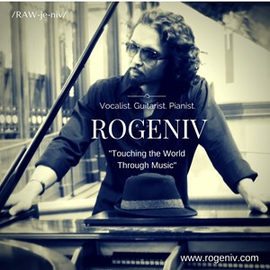 Vallecito Acoustic Guitarist | Rogeniv (pronounced RAW-je-niv)