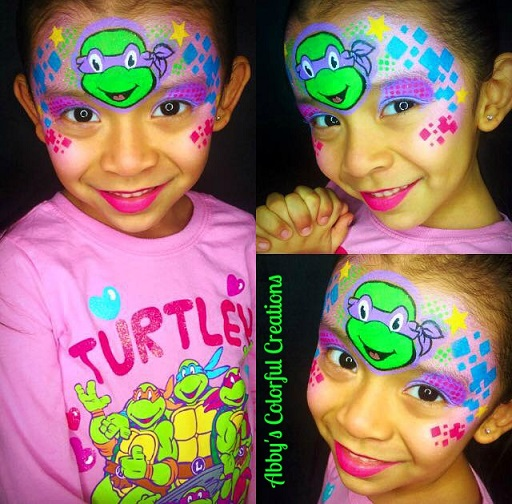 Abby's Colorful Creations - Face Painter - Chicago, IL