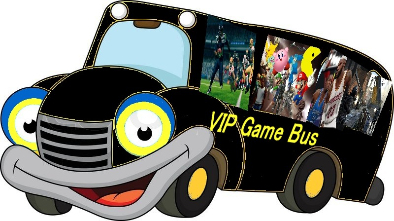 Vip Gamebus - Video Game Party - Dallas, TX