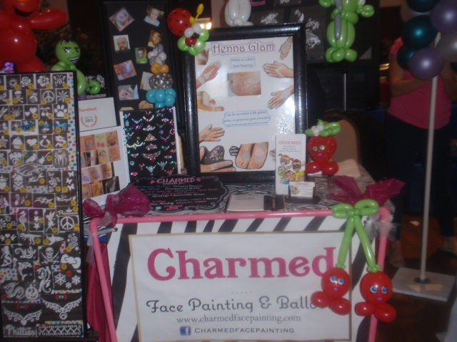 Charmed Face Painting & Balloons - Face Painter - Warminster, PA