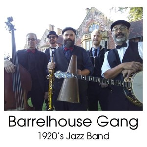 Oakesdale 40s Band | Barrelhouse Gang