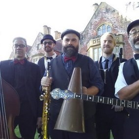 Seattle, WA Swing Band | Barrelhouse Gang