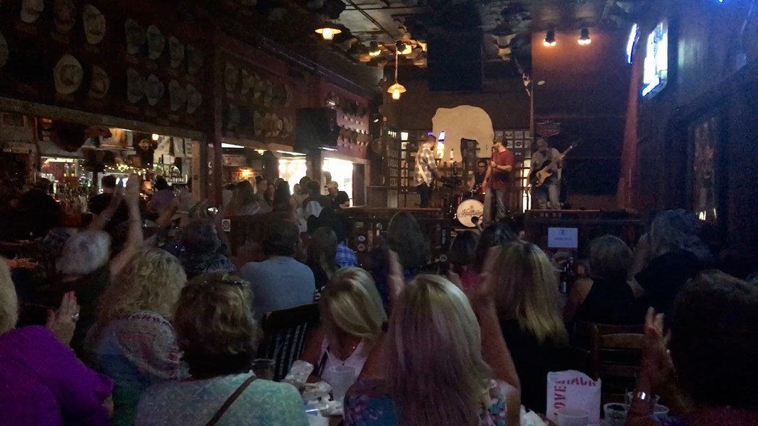 August 2017 White Elephant Saloon