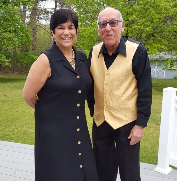 Dinner & Dance Music by John Lolli & MaryAnn (JAM) - Accordion Player - Richland, NJ