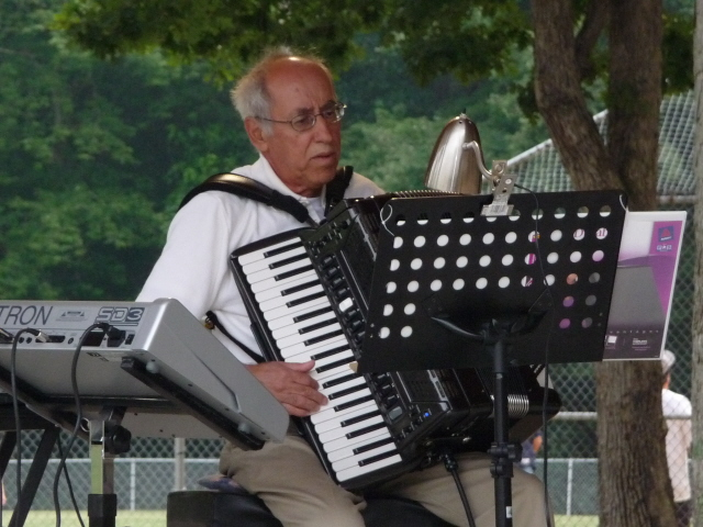 Dinner & Dance Music by John Lolli - Accordion Player - Richland, NJ