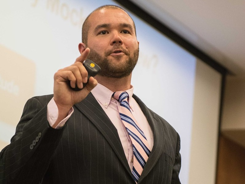 Zack Ballinger-Author-Motivational Speaker - Motivational Speaker - Atlanta, GA
