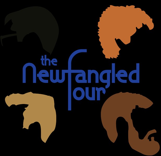 The Newfangled Four - Barbershop Quartet - Long Beach, CA