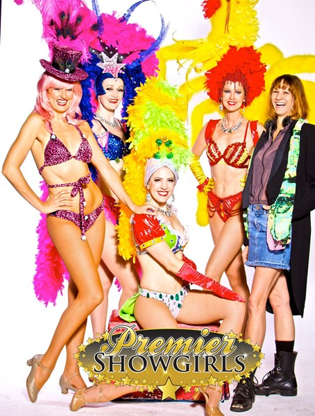Premier Showgirls - Costumed Character - Las Vegas, NV